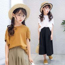 贵州哪里的童装进货便宜 毕节童装T恤衫低至5元一件