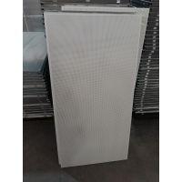 厂家直销广汽传祺4S店室内500*1500白色微孔铝扣板吊顶