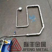 304不锈钢薄壁水管卡压式不锈钢水管配件价格厂家