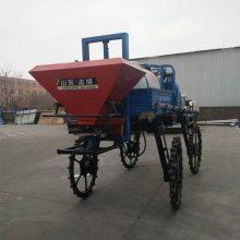 四轮驱动自走式喷药机 志成小麦水稻打药机 高效打药机喷雾机