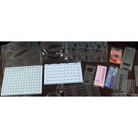 光学镜片吸塑盒 医疗吸塑盒包装 医药吸塑托盘上海广舟