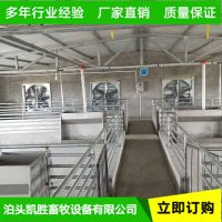 自动化养猪料线 塞盘式链条料线 养猪自动设备 猪场玻璃钢料塔
