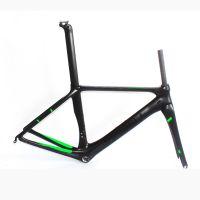 EARRELL 碳纤维自行车车架,重量1050g颜色可选,,超轻碳架配件