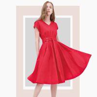 IAM 27夏新款品牌女装 精品时尚女装批发 欧洲站女装