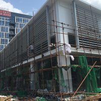 广东德普龙轻质耐水铝合金百叶窗立体感强厂家供应