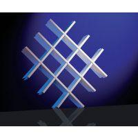 镂空网格铝格栅吊顶,铝质铝格栅规格选择,格子铝天花哪里采购