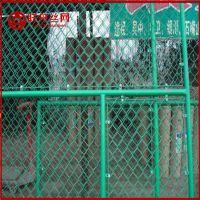 菱形网片厂家 包塑菱形勾花网 别墅阳台护栏哪里有卖