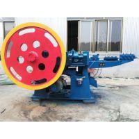 厂家直销HZD系列制钉机 钉类加工成套生产机械设备 Z94-4C型加大130圆钉机