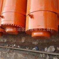连云港液压定稿 双顶缸 500吨双顶缸顶管机报价