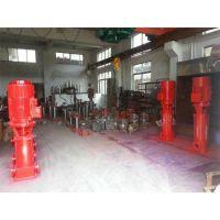 XBD12.2/25G-GDL*2立式多级管道离心泵清水泵给水加压无泄漏消费排水泵消防泵