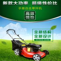 公园草坪修剪机 自走式草坪割草机 多功能割草机厂家