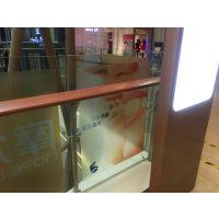 珠海高清透明贴喷画户外写真玻璃贴喷绘打印制作力奇广告