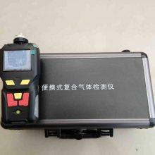 TD400-SH-HCN便携式氰化氢检测报警仪北京天地首和供应