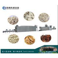 新大豆分离蛋白 大豆组织蛋白 拉丝蛋白机械 素肉加工机械