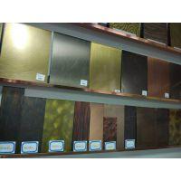 金色镜面不锈钢板 镀金不锈钢蚀刻板 腐蚀钛金不锈钢板