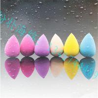 葫芦水滴海绵粉扑 葫芦水滴4个装海绵粉 亲水性化妆海绵粉扑厂家