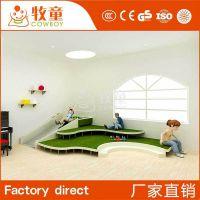 定制幼儿园室内装潢设计 幼儿园家私配套整体施工安装厂家