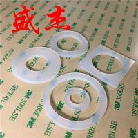SJ软质平整光滑硅胶密封圈 O形圈 防水硅胶垫厂家-盛杰橡塑
