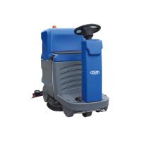 西安工厂地面清洁用洗地机 威卓X6驾驶式高效洗地机