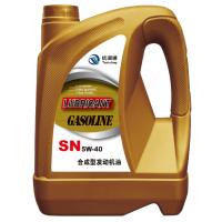 厂家直销优润通SN级汽车润滑油 5W40全合成机油4L