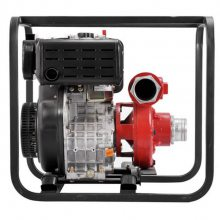 便携式2寸柴油机水泵 电启动抽水机花园灌溉水泵