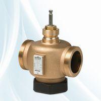 西门子电动温控阀 西门子水/蒸汽阀 VVI41.32