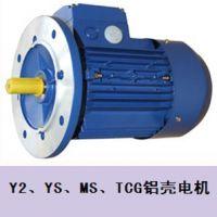 Y2、YS、MS、TCG铝壳电机