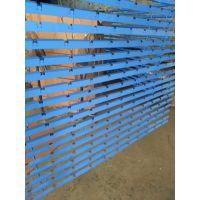 50*150mm铝格栅规格 青岛铝格栅天花吊顶不变形,防火耐温