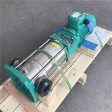 德国威乐MVI3204边立式封闭工叶轮循环水泵WILO大口径DN65