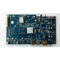 众辉ZH-N3000网络拼接主板+无线投屏实现监控和视频会议系统