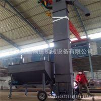 常宁市黄豆玉米用斗式提升机 罐体上料用斗式提升机 厂家定制