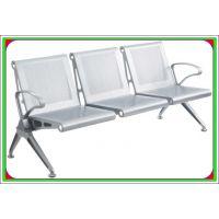 佛山市港文家具简约条椅加工定制欢迎选购机场等候椅,四人机场椅