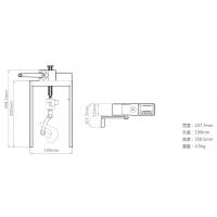 北京海创HC-LJ10一体式墙体拉结筋检测仪