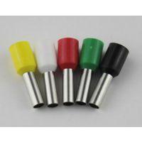 一电E1008管型冷压端子1平方针式铜鼻子插针形接线端子1000只/包
