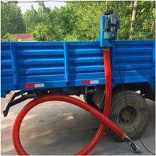 牛筋管提升上粮机型号 水平输送倾角都可以的提升上粮机 润丰