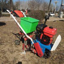 现货供应汽油链轨式耘耕机 播种施肥除草多功能 开沟起草播种机