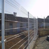工厂防护围墙网 绿色围墙网 车间隔离网