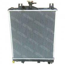 小松PC35R-8鉤機水箱散熱器 小松35發動機水箱