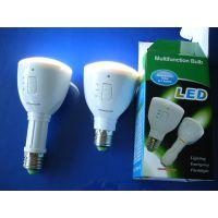 LED球泡灯厂家供应新款led球泡灯 伸缩LED球泡灯 伸缩应急球泡灯