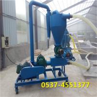 兴亚谷子自吸式气力输送机 气力吸粮机厂家直销 收粮作业抽粮设备