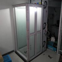 德阳量身定制别墅家用电梯 安全保障室外观光小型电动升降台 导轨液压货梯