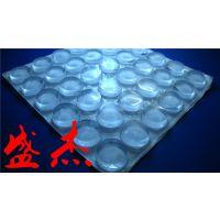 大量销售 玻璃防撞胶垫 玻璃胶垫 玻璃胶垫 圆柱形透明