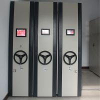万瑞厂家直销 档案室密集架 手摇移动密集柜 钢制密集架 智能