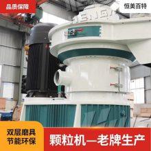 山东厂家稻壳颗粒生产设备 木屑颗粒机专业制造商