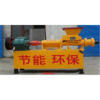 机制木棒机厂家-实心空心制棒机-煤粉成型设备-润合厂家现货