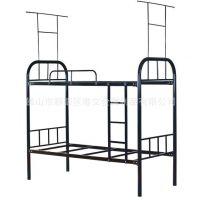 来图来样定制款上下床,简约双层铁床价格 铁架床销售 GW-B2121员工铁床