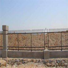 生产锌钢护栏网 工厂外墙围栏 PVC塑钢围栏