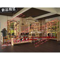 产品陈列花车,玩具售卖摊车,特产木制售货车