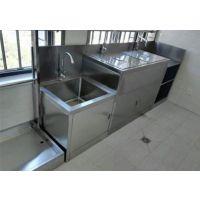 无锡爱菲兰顿清洗池不锈钢医用洗手池