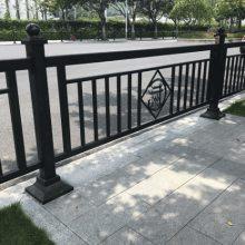 茂名马路中间防护围栏 珠海市政道路隔离护栏现货 公路护栏